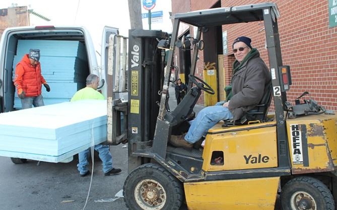 J & S Supply Forklift Operator