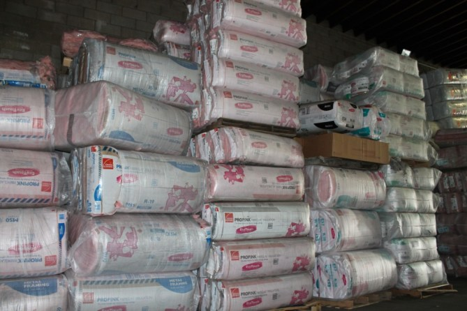 Owens Corning EcoTouch PINK Fiberglas Insulation