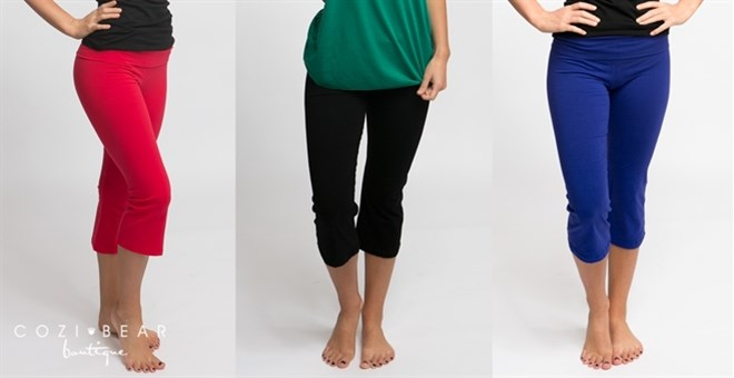 Best Selling Crop Yoga Pants! | Jane