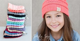 Kids C.C. Beanies/ 20 Colors