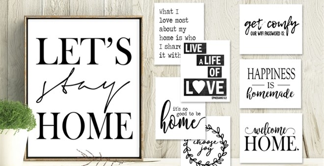 Modern Farmhouse Art | Digital Download