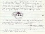 18 Kabbalah 1989 letter SHIN tablet