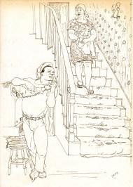 Storyboard 7 - Landlady
