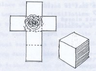 latin Cross cube
