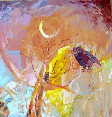 shaman owls 1987
