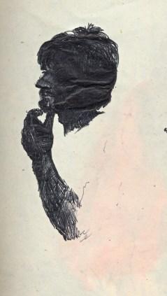13 liverpool sketches 6, 1969, rega domenico