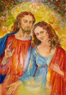 Jesu and Magdalena