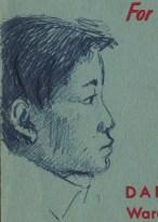 131 pestalozzi sketches - tibetan boy