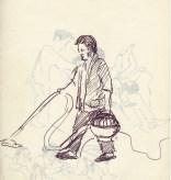 197 pestalozzi sketches - mr ngwang
