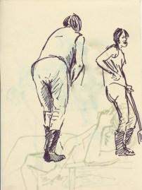 288 Pestalozzi sketches - Vreni