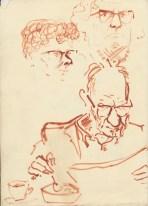 304 Pestalozzi sketches - elevenses