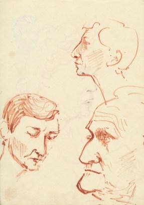 315 Pestalozzi sketches - lunch