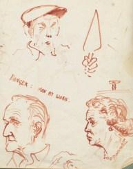 321 Pestalozzi sketches - lunch