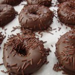picture of Triple Chocolate Cookies