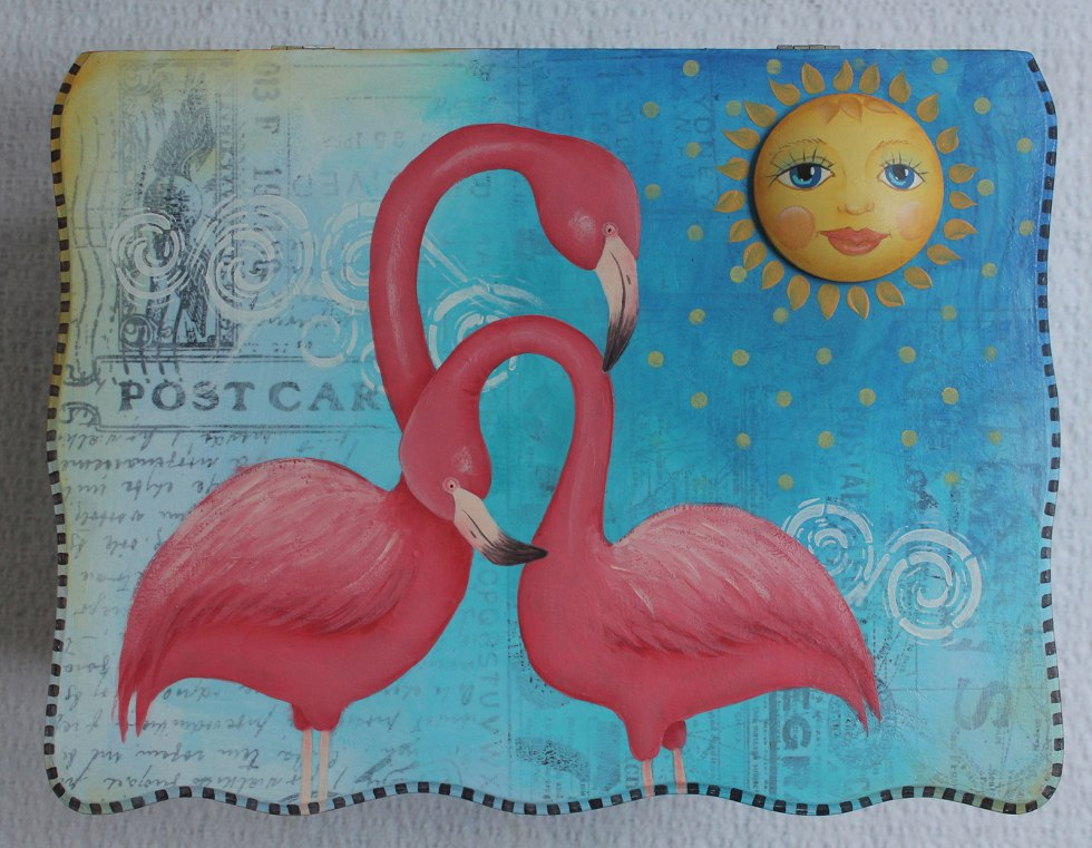 flamingobox