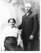 Charles Smeed and Ann Maria Burt Smeed