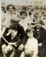 The Smeed Family at the Seaside