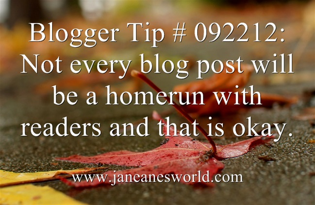 www.janeanesworld.com not everything is a homerun
