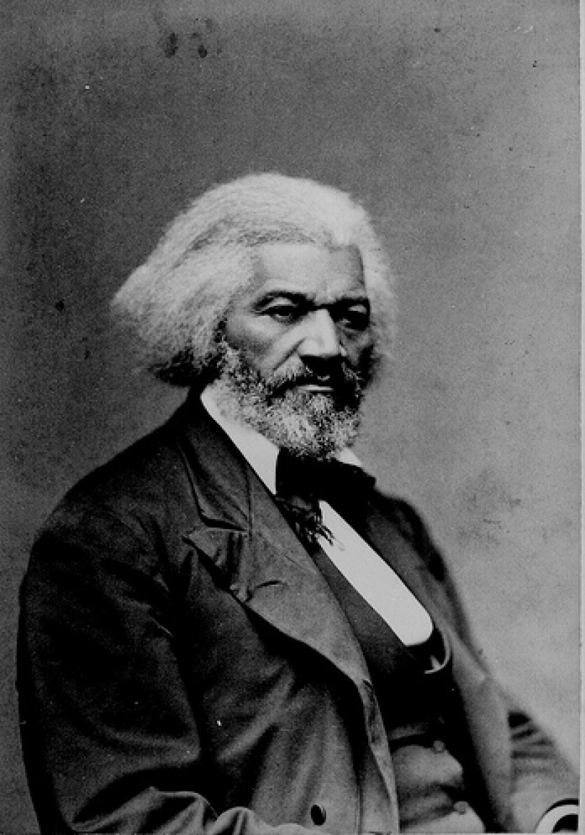 Frederick Douglass - My Bondage and My Freedom