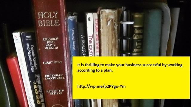 071813 get independent plan business success