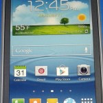 This is the Samsung Galaxy Exhibit with the 5mp camera and some great pre-loaded software. Walmart Family Mobile #SoFab