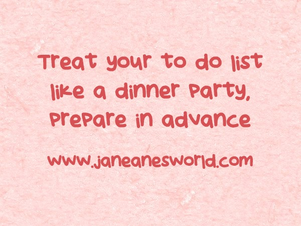 Treat-your-to-do-list