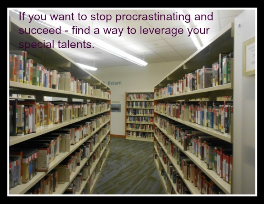use your talent stop procrastinating www.janeanesworld.com