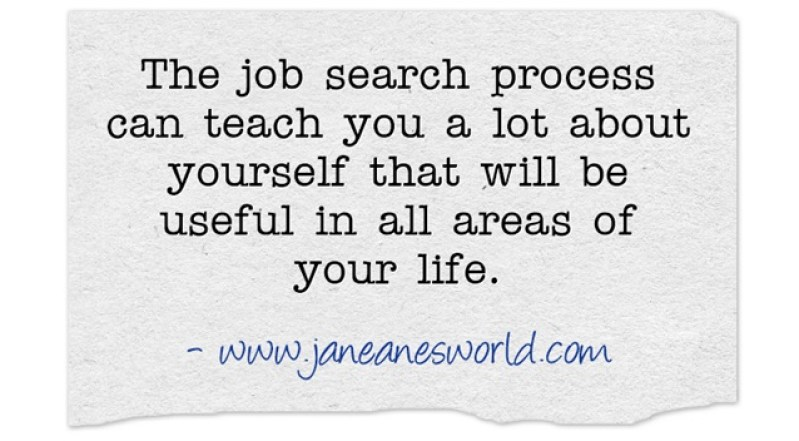 The-job-search-process www.janeanesworld.com