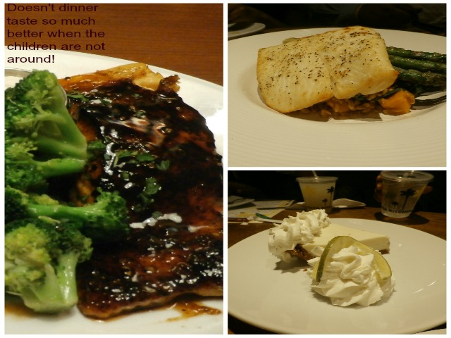 #yoursandmine dinner www.janeanesworld.com