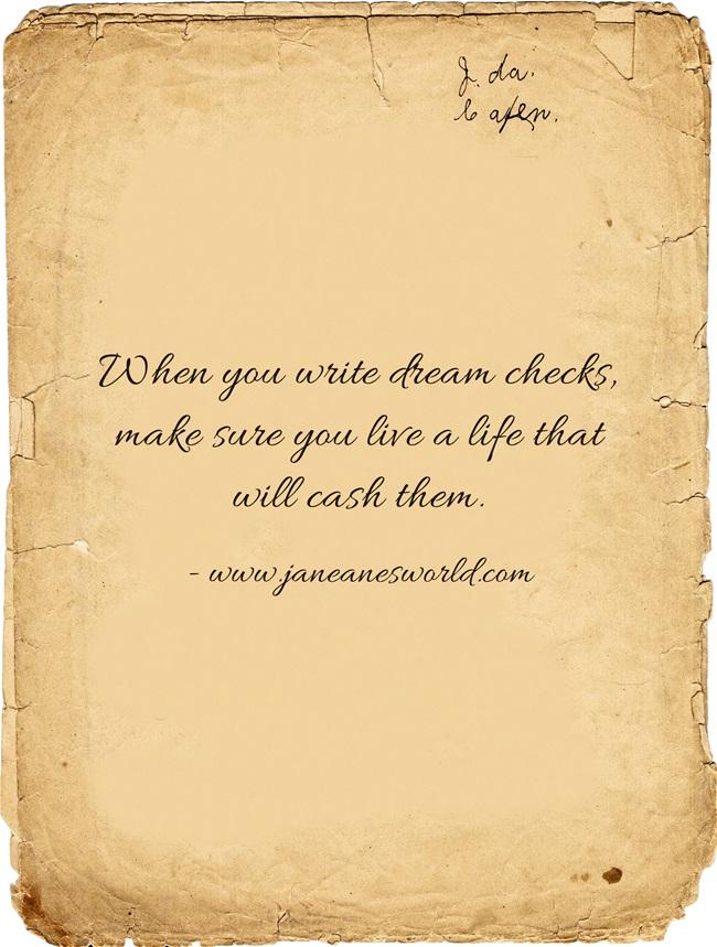 When-you-write-dream www.janeanesworld.com