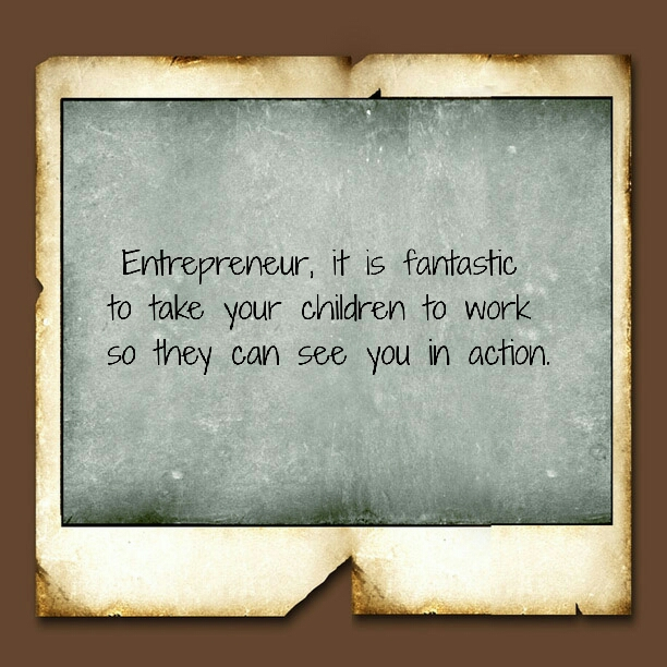 entrepreneur child to work www.janeanesworld.com