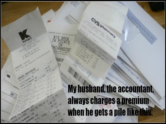 WFM 021815 pile of receipts www.janeanesworld.com