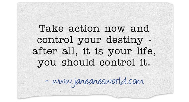 Everyone who wants to get things done must TAN aka Take Action Now. All the talking and planning in the worldwill get nothing accomplished without action. In addition, if you don't <a href=