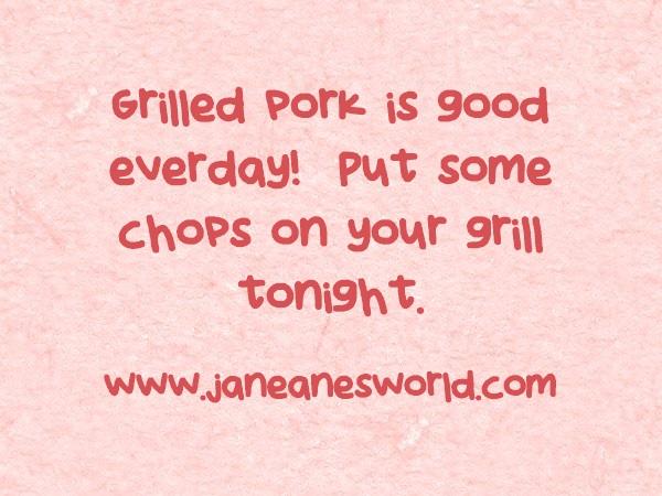 pork is good everday www.janeanesworld.com