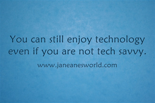 enjoy technology