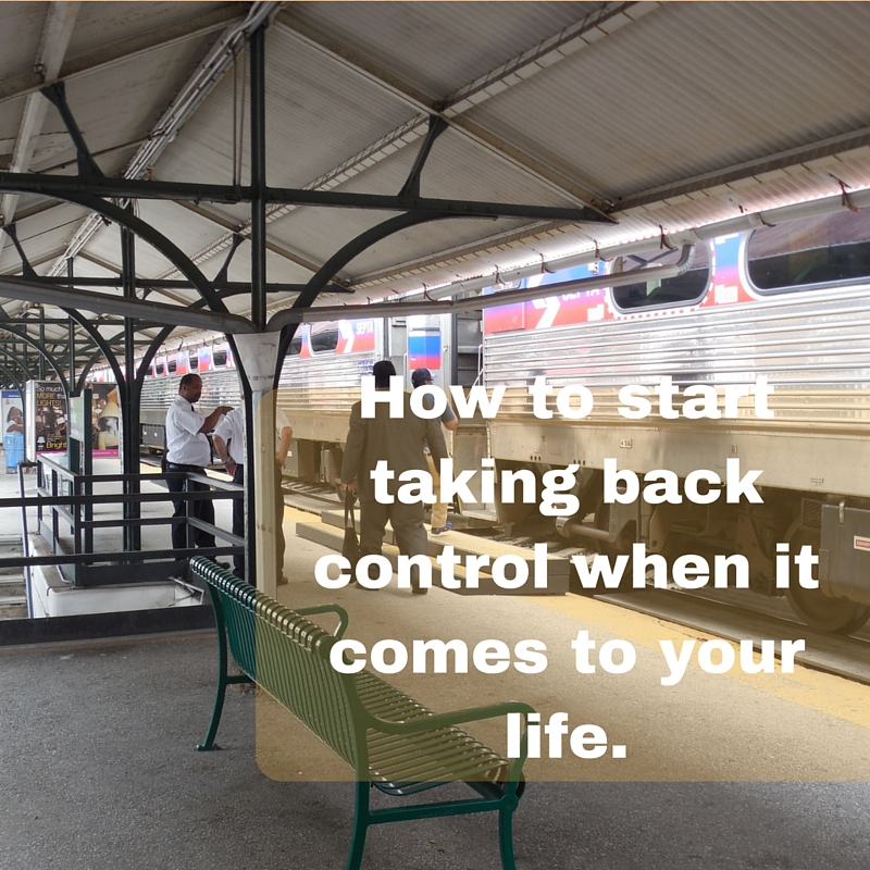 taking back control