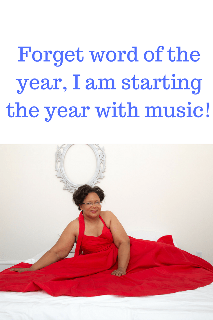 start the year with music