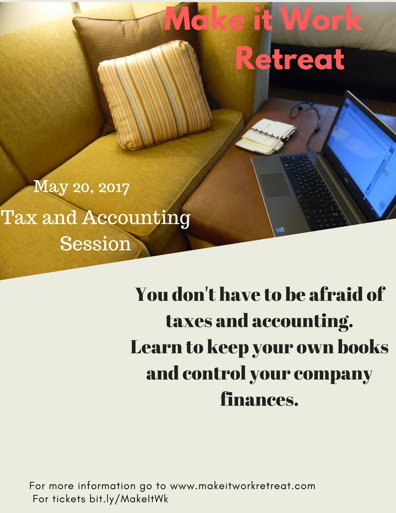 taxes and accounting for small business