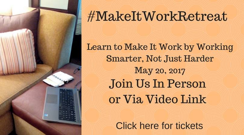 buy make it work retreat tickets