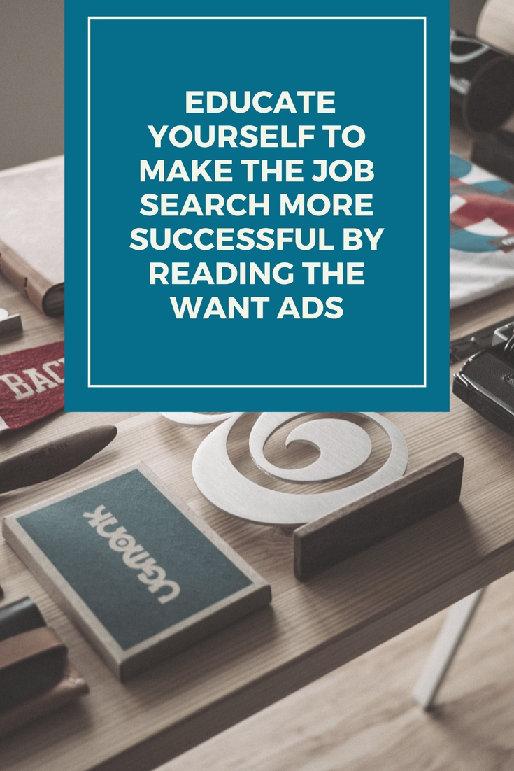Read the Want Ads for a More Successful Job Search