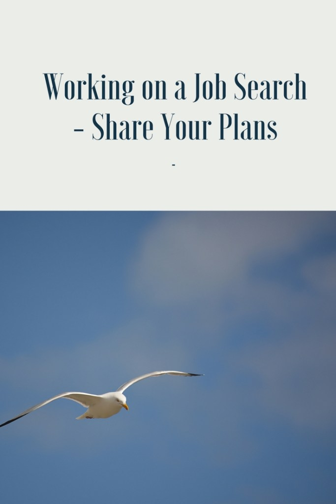 plan your job search