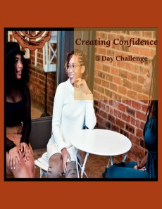 creating confidence 5 day challenge