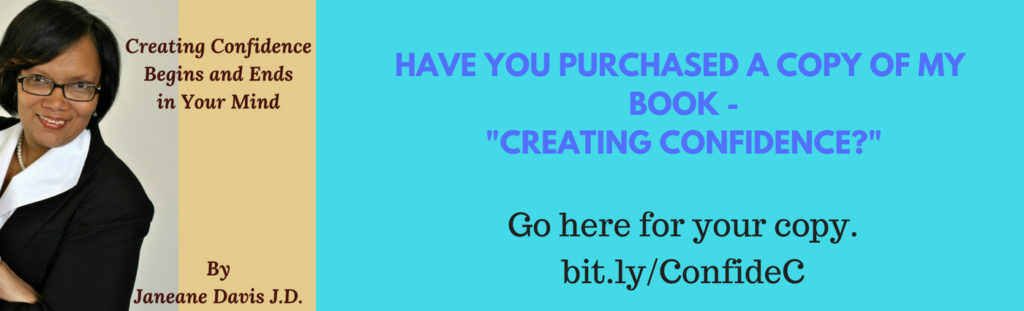 Copy of Have you purchased a copy of my new book - Creating Confidence