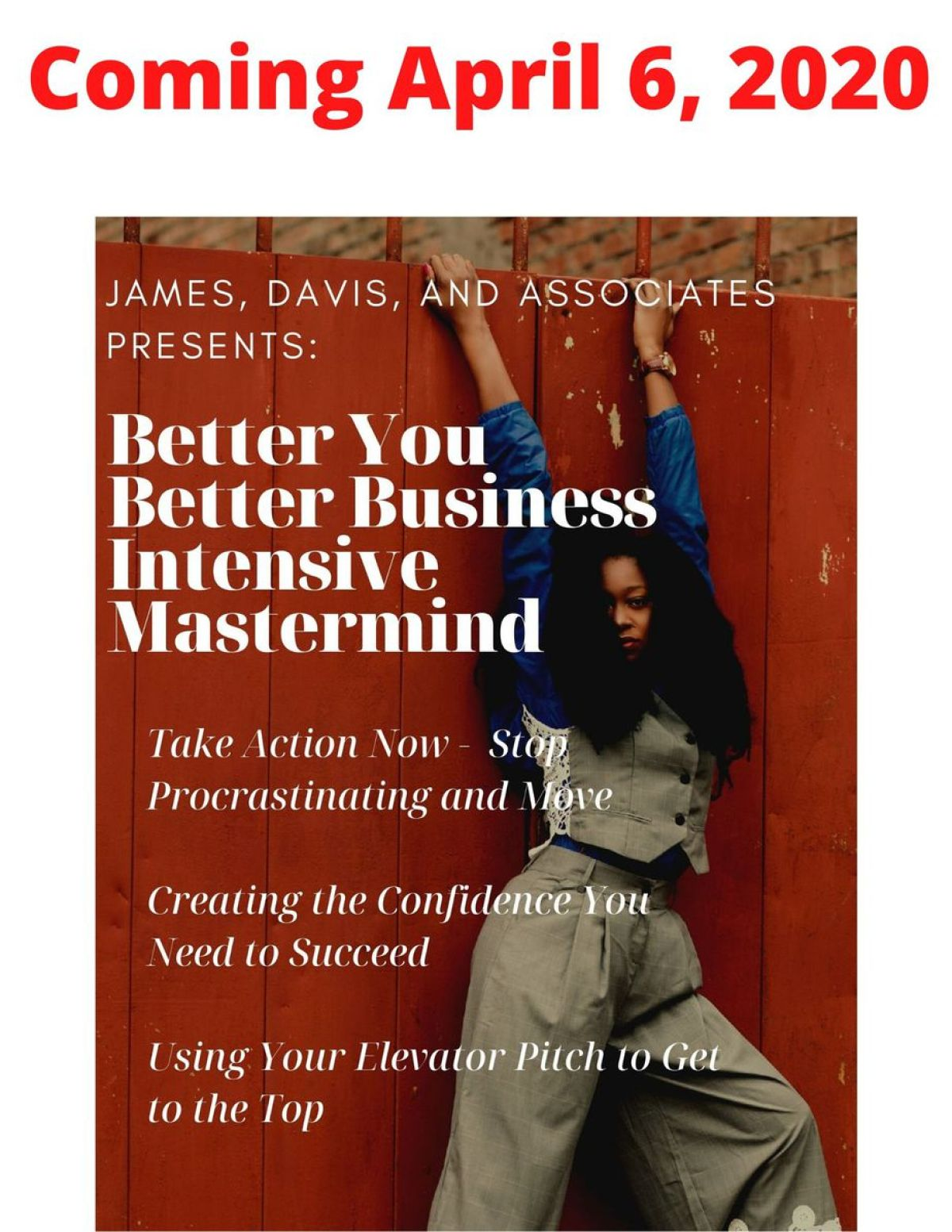 Coming Soon Better You Better Business Mastermind