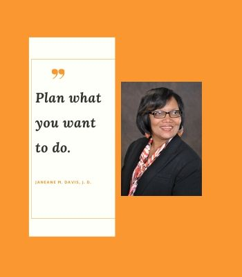 plan what you want to do