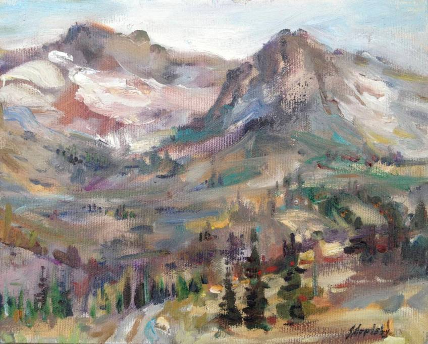 Plateau Path - Whistler