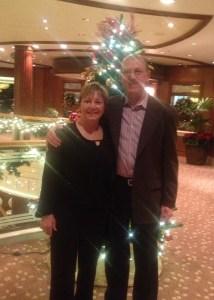 Ken and Jane - Christmas