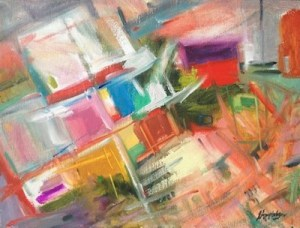 In the Mood, 9x12, Oil on Board - Jane Appleby-sm