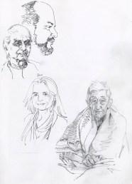 Ramesh, Wayne, Mira & Ranjit Maharaj