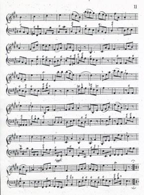 Master R - Violin sonata II - 6